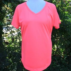 Hotpink Athletic Top Danskin XXL